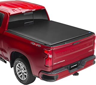 "Lund Genesis Roll Up, Soft Roll Up Truck Bed Tonneau Cover | 96064 | Fits 2009-2018, 19/20 Classic Dodge Ram 1500 6' 4"" Bed"