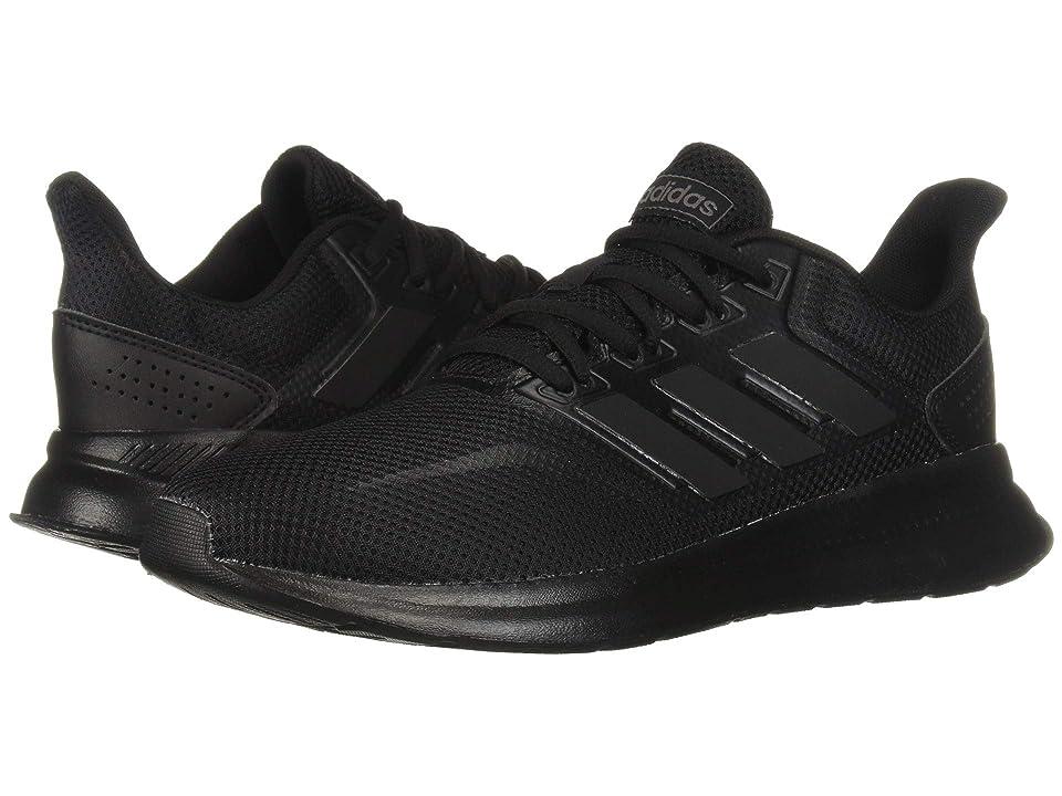 adidas Falcon (Core Black/Core Black/Core Black) Women