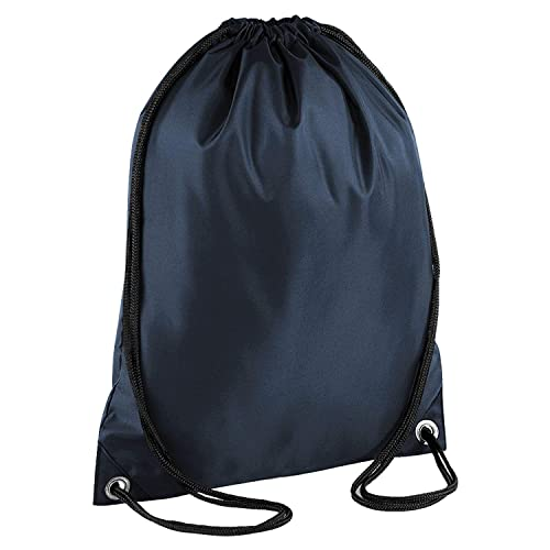 aac904bf3a1c The Shed Drawstring Backpack Waterproof Bag Gym PE DUFFLE School Kids Boys  Girls Sack