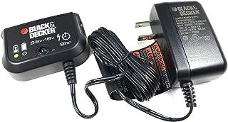 Black & Decker 5103069-12 Cargador deslizable, de 18 Voltios de níquel-hidruro metálico.