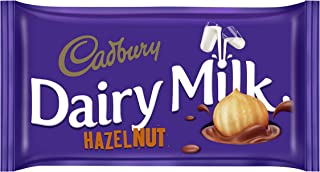 Cadbury Dairy Milk Chocolate With Hazelnuts, 227 gm