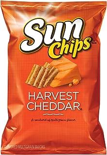 Sunchips Multigrain Snacks, Harvest Cheddar, 2.75 Ounce (Pack of 24)