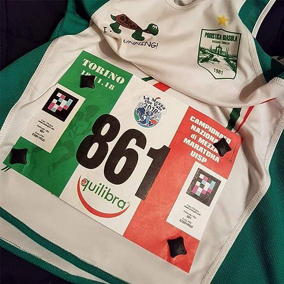 BIBUP 3.0 Running Cycling De puissants aimants pour Le Sport