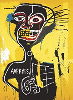 Jean Michel Basquiat Untitled Giclee Art Paper Poster - No Frame (24 X 36)