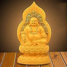PPCP Dae Ruru, Sakyamuni Pharmacist, Amitabha, Tibetan King, Guanyin Buddha Statue, Home, Western Sansheng (Color : 19C, S...
