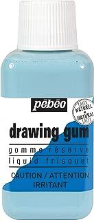 Pebeo Drawing Gum, Masking Fluid, 250 ml Bottle