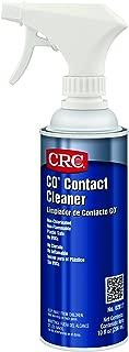 CRC CO Plastic Safe Liquid Contact Cleaner, 10 fl oz Non-Aerosol Spray Can