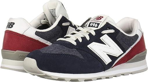NB Navy/Team Red