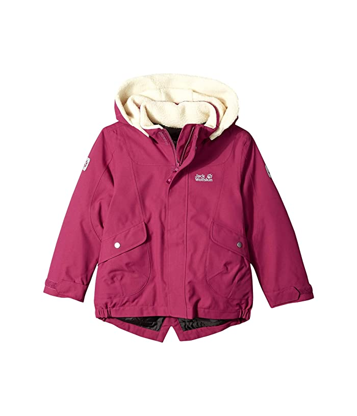 14609255ad Jack Wolfskin Kids Great Bear Jacket (Infant/Toddler/Little Kids/Big Kids)
