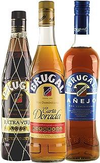 Brugal Rum MischpaketGenießer 3 x 0,7 l