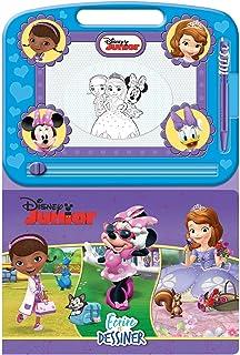 Phidal Disney Junior Écrire et Dessiner, Français, Version Française