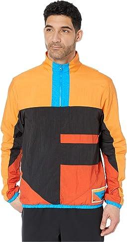Black/Alpha Orange/Rust Factor/Black