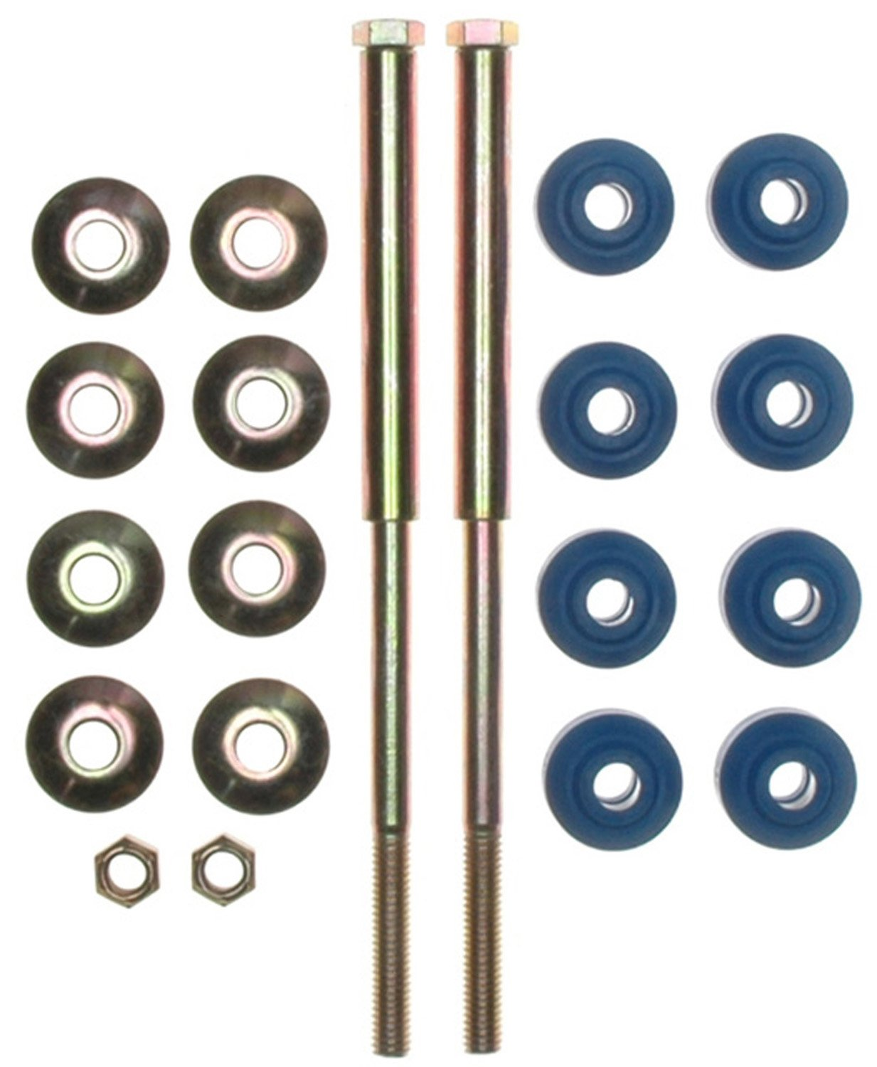 Suspension Stabilizer Bar Bushing Kit Front ACDelco Advantage 46G1464A