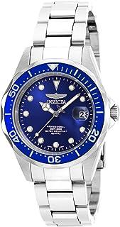 Invicta Men's 17048 Pro Diver Analog Display Japanese Quartz Silver Watch