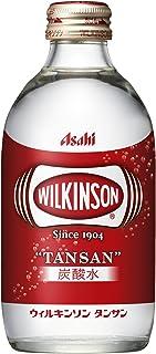 アサヒ飲料 ウィルキンソン タンサン 強炭酸水 ワンウェイびん 300ml×24本