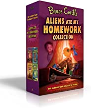 Aliens Ate My Homework Collection: Aliens Ate My Homework; I Left My Sneakers in Dimension X; The Search for Snout; Aliens Stole My Body (Rod Allbright and the Galactic Patrol)