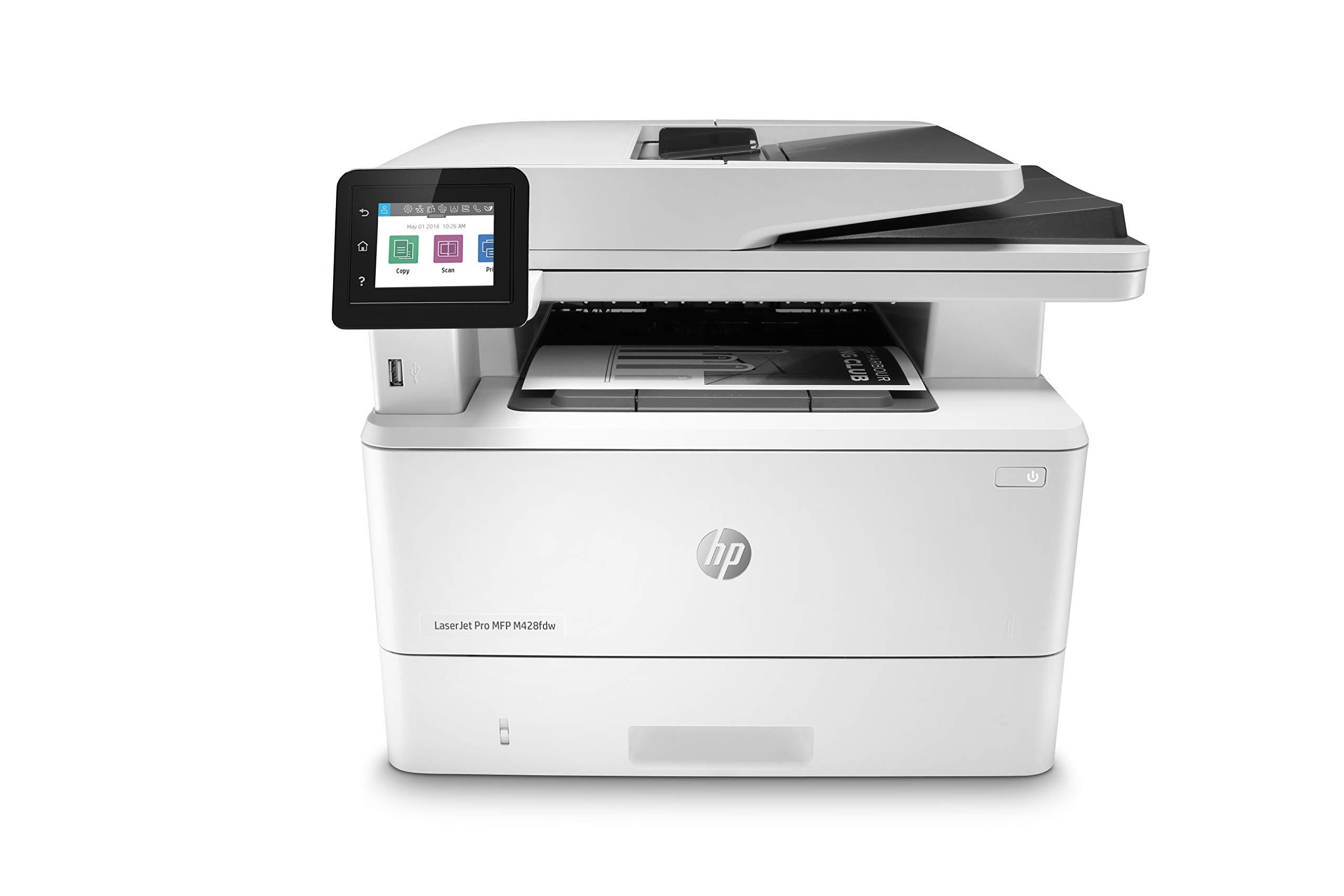 HP LaserJet Multifunction M428fdw Wireless
