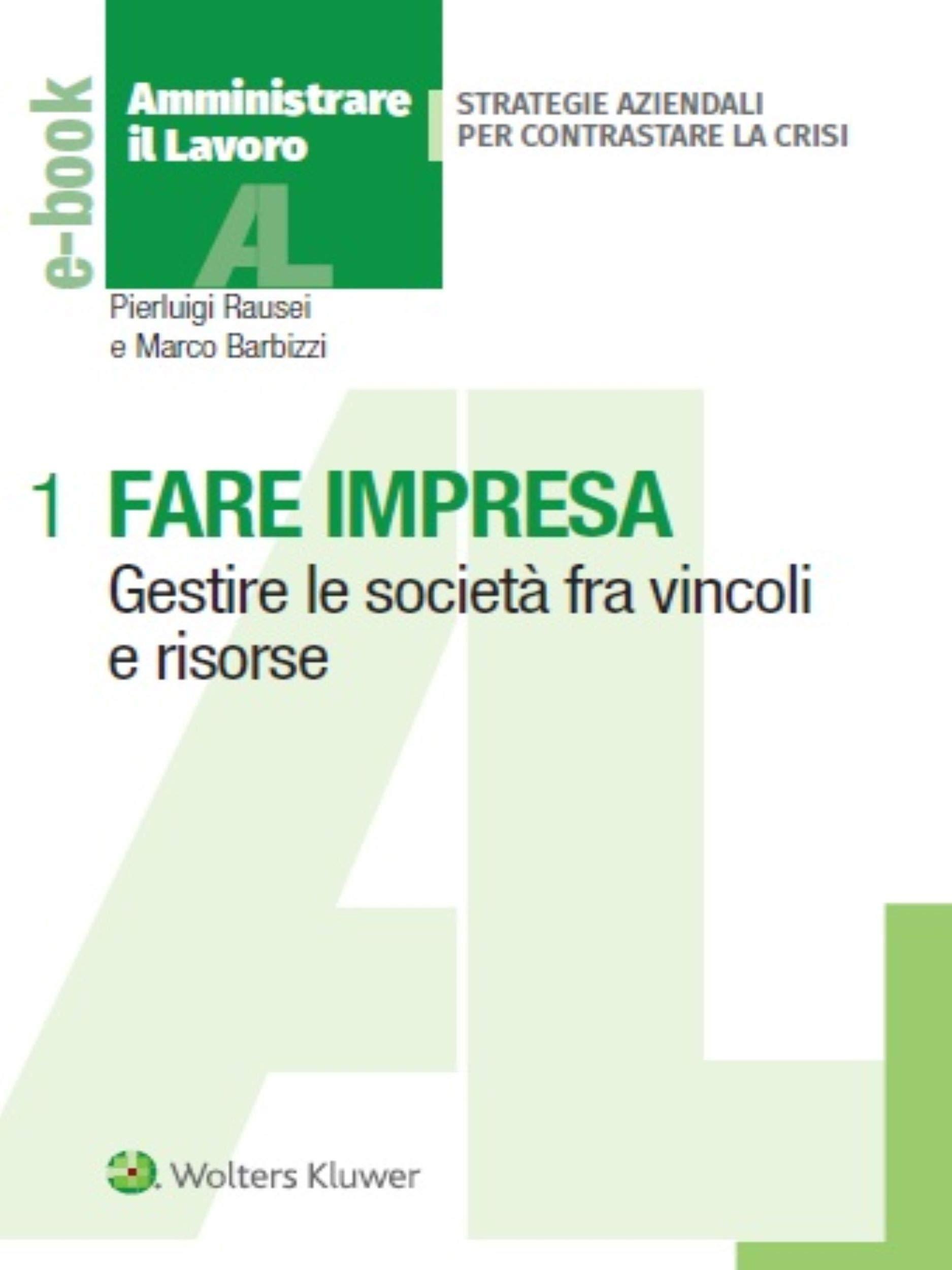 Fare impresa (Italian Edition)