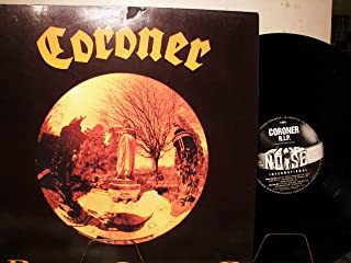 Coroner ~ Punishment for Decadence LP Vinyl Record (60308)