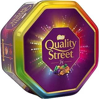 quality street selection box