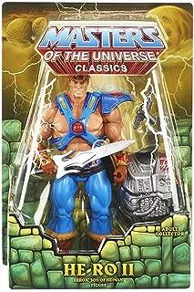 Masters of the Universe Classics Club Eternia He-Ro II Action Figure