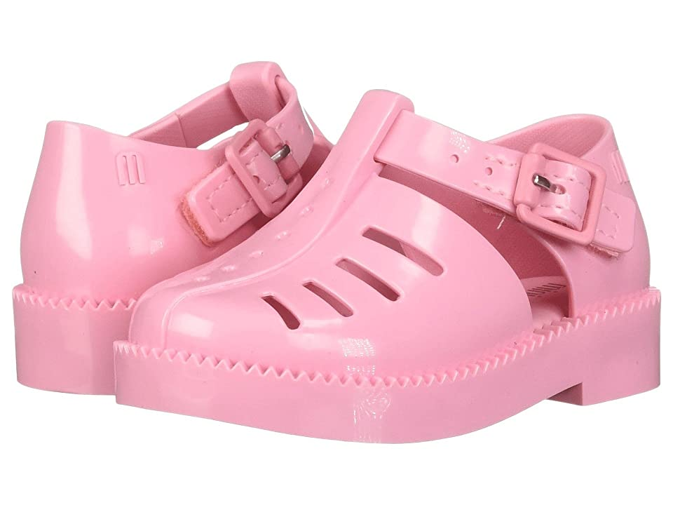 Mini Melissa Mini Aranha 79 16 (Toddler/Little Kid) (Baby Pink) Girl