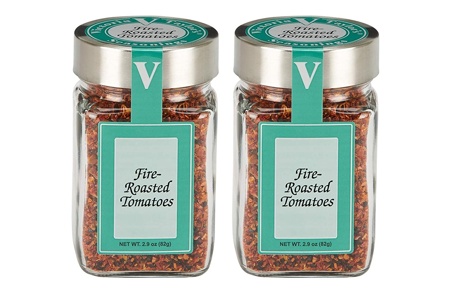 Fire Roasted Tomatoes- Two 2.9 oz and Max 40% OFF -Use in Jars soups chili 5 ☆ popular