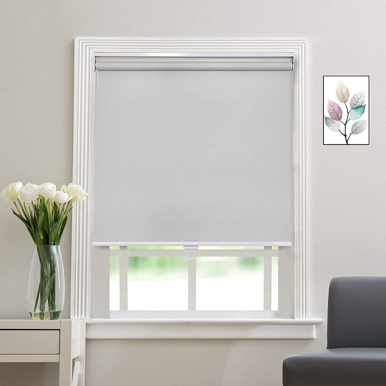 Blackout Cordless Roller Blinds and for - Shades Safety Windows Max 46% OFF Seattle Mall