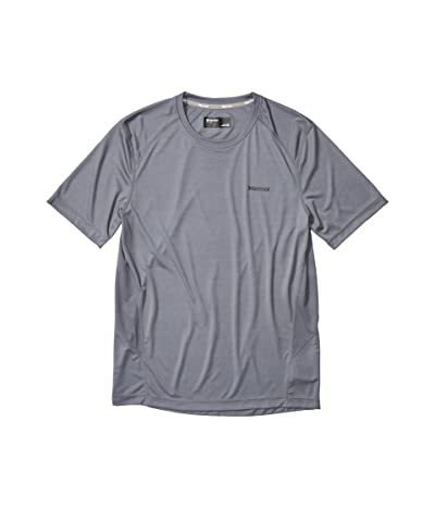 Marmot Windridge Short Sleeve (Steel Onyx) Men