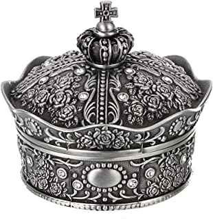 Best antique silver ring box Reviews