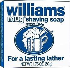 Williams Mug Shaving Soap 1.75 oz, 2 pk