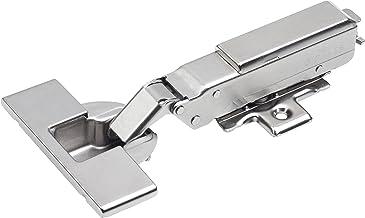 Metafranc Pan-scharnier Softclose - Montage: liggend - 2 stuks - hoge kwaliteit - met demping / automatisch scharnier / me...