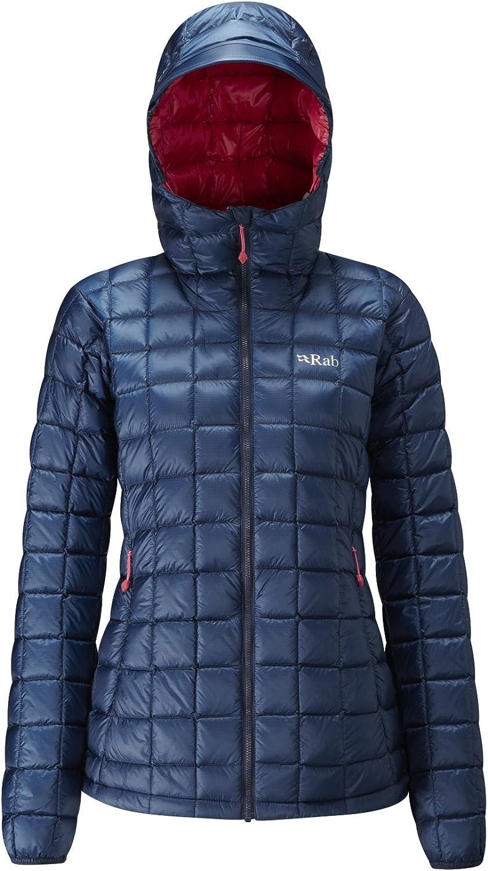Rab Continuum Jacket Women turquoise 2018 winter jacket