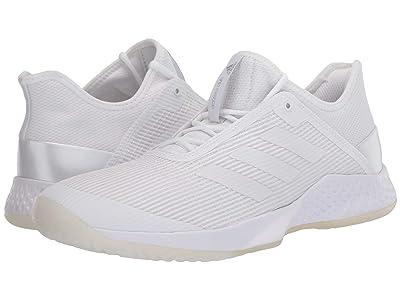 adidas Adizero Club (Footwear White/Footwear White/Footwear White) Women