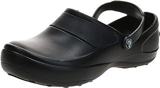 Crocs Women's Mercy Work Clog | Work Shoes, Nurse Shoes, Chef Shoes