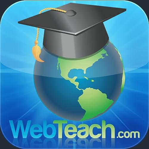 WebTeach.com. Classrooms in the Clouds.