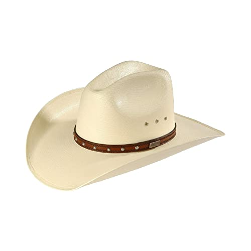 82fda2d76c904 Larry Mahan Men s Browning 10X Straw Cowboy Hat - Ms 2418X Browning