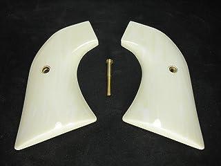 Ivory Ruger Vaquero/Blackhawk Grips