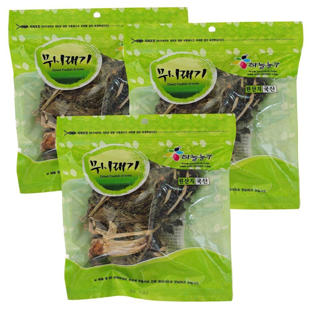 Dried Radish Leaves 50g pack of 3 ë¬´ì‹ mart Product Ranking TOP17 Korea