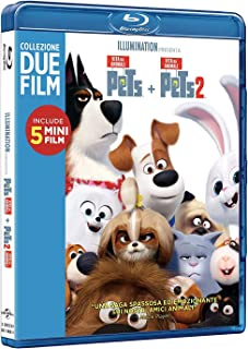 Pets Collection (2 Blu-Ray) [Italia] [Blu-ray]