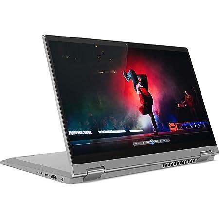 "Lenovo IdeaPad Flex 5 - Portátil táctil convertible 14"" FullHD (Intel Core i5-1135G7, 8GB RAM, 512GB SSD, Intel Iris Xe Graphics, Windows 10 Home), Color Gris - Teclado QWERTY Español"