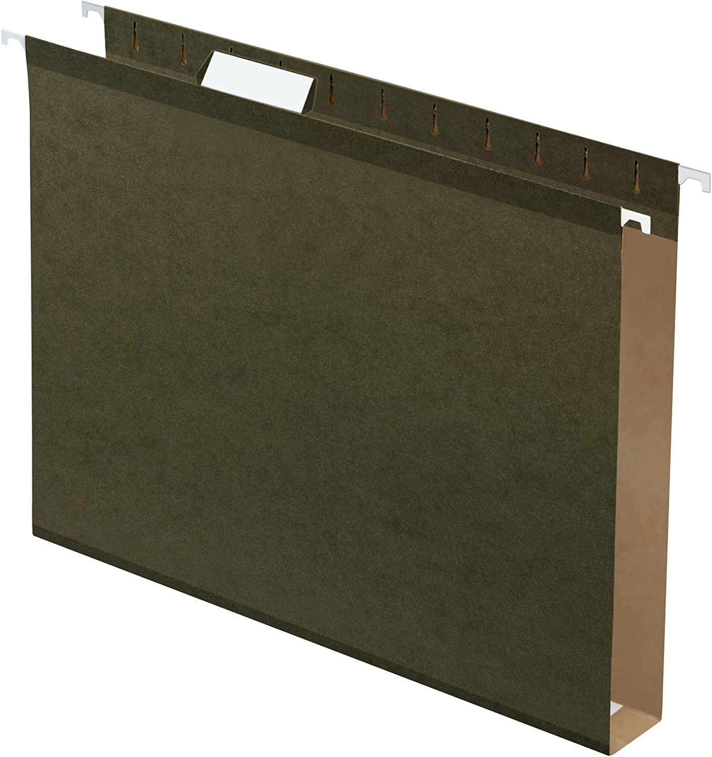 ventas al por mayor Hanging Hanging Hanging Folders, 1  Capacity, Letter, 25 BX, Standard verde, Sold as 1 Box  Venta barata