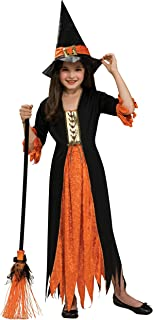 Rubies Child's Gothic Witch Costume, Medium, 881026M