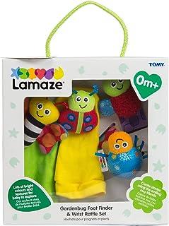 Lamaze 拨浪鼓手套玩具