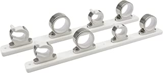 Taco Metals 4-Rod Stainless Steel/Delrin Rod Hanger Rack