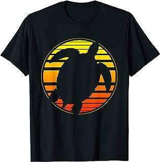 Sea Turtle T-Shirt Marine Biologist Tshirt Save Plastic Gift