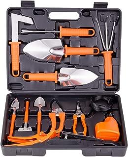 Best stainless steel gardening tools Reviews