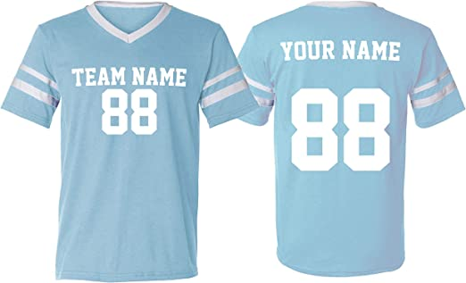 Custom Made Men & Women Adult Jerseys - Make Your OWN Adult Jersey Shirts - Personalized Team Uniforms