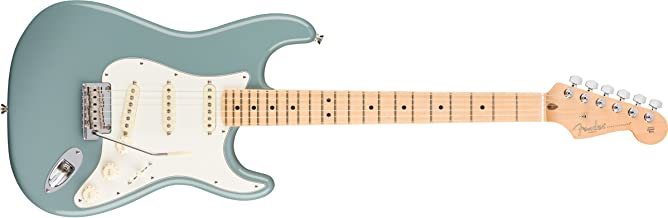 Fender American Professional Stratocaster Maple Fingerboard Electric Guitar Sonic Gray
