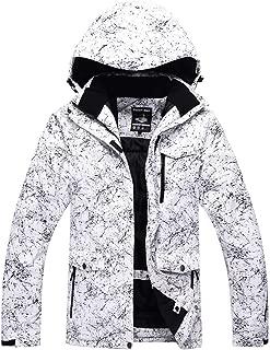 Womens Waterproof Ski Suit for Skiing Snowboarding Warm Detachable Jacket Cargo Bib Pants Set